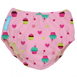 2in1 Swim Diaper_Cupcake