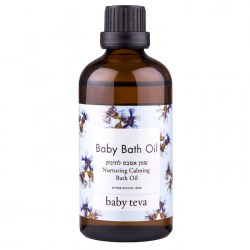 baby bath oil - baby teva
