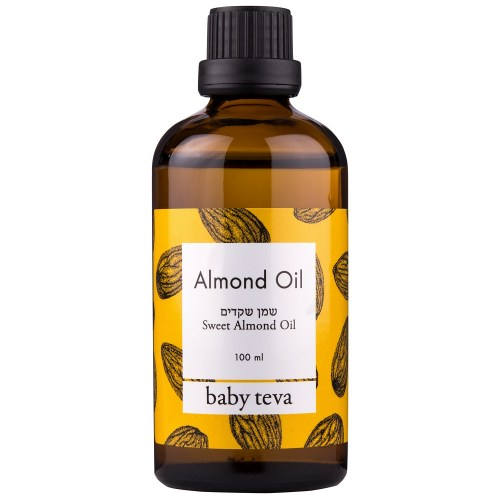 baby teva - almond oil5