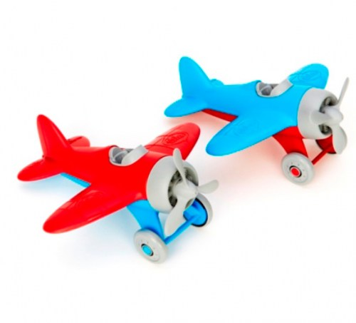 planes_green toys